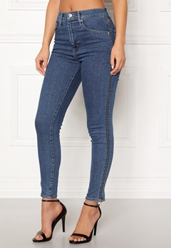 LEVI'S Mile High Ankle Zippers 0000 In Your Dreams Bubbleroom.se