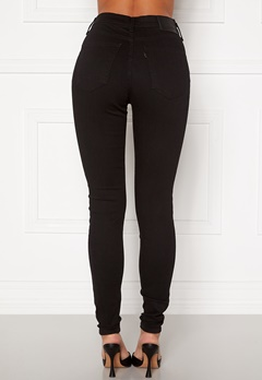 LEVI'S Mile High Super Skinny Jeans 0052 Black Celestial Bubbleroom.se