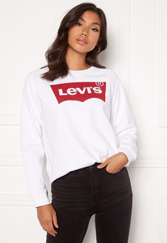 LEVI'S Relaxed Graphic Crew 0014 Better Batwing Bubbleroom.se