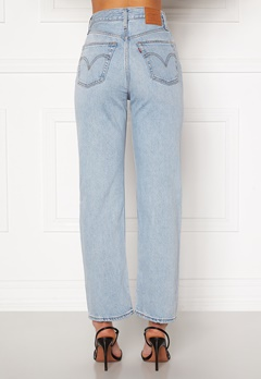 LEVI'S Ribcage Straight Ankle 0055 Middle Road Bubbleroom.se