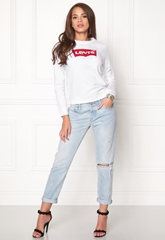 LEVI'S The Graphic Classic Crew 0001 Good Bat Bubbleroom.fi