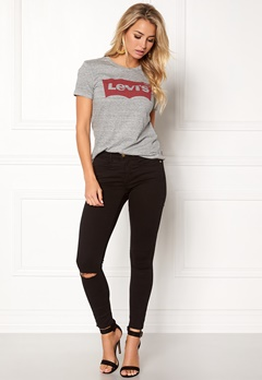 LEVI'S The Perfect Tee 0263 Grey Bubbleroom.fi