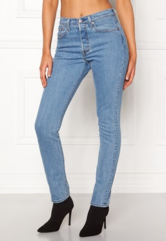 LEVI'S 501 Skinny Jeans 0077 Small Blessings Bubbleroom.se