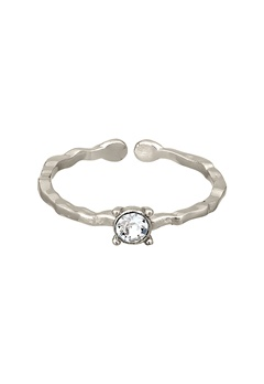 LILY AND ROSE Ada Ring Crystal Bubbleroom.se