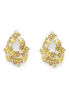 LILY AND ROSE Alice Earrings Honeygold bubbleroom.se
