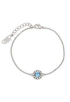 LILY AND ROSE Celeste Bracelet Light Sapphire Bubbleroom.se