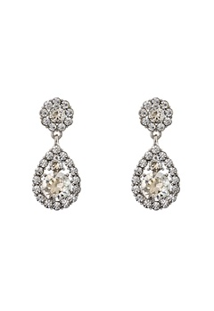 LILY AND ROSE Petite Sofia Earrings Crystal Bubbleroom.se