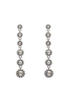 LILY AND ROSE Petite Celeste Earrings Crystal Bubbleroom.se