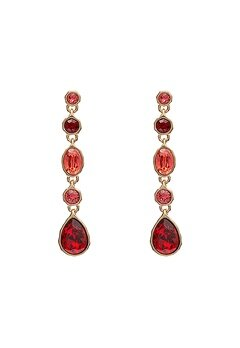 LILY AND ROSE Petite Lucy Earring Royal Love Bubbleroom.se