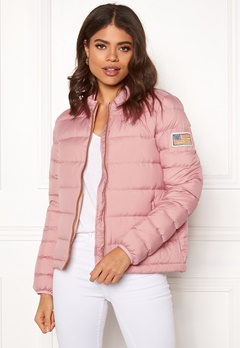 Svea Lissabon Jacket Dusty Pink Bubbleroom.se