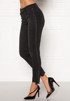 Liu Jo Ideal Jeans 87202 Den.Black comp Bubbleroom.se