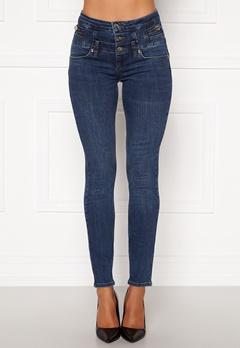 Liu Jo Rampy Jeans 77411 Dem.Blue Bubbleroom.se