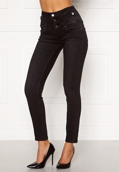 Liu Jo Rampy Jeans 87204 Den.Black Bubbleroom.se