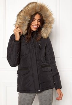 Hollies Livigno Ladies Black/Natural Bubbleroom.se
