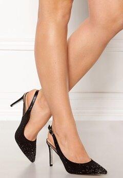 Menbur Liza Shoe Black Bubbleroom.eu