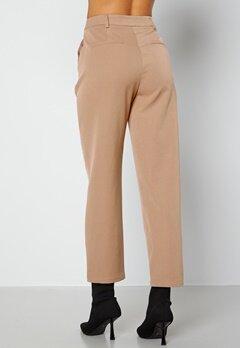 Lojsan Wallin x BUBBLEROOM Suit pants Beige bubbleroom.se