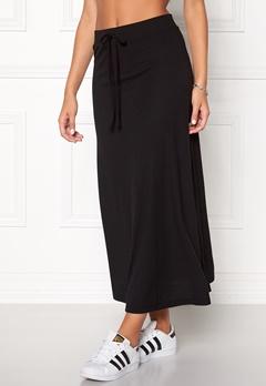 VERO MODA Lony Ankle Skirt Black Bubbleroom.se