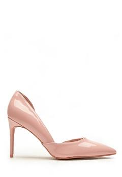 LOST INK Peggy D Shoe Light Pink Bubbleroom.se