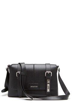 Love Moschino Belts On Bag 000 Black Bubbleroom.se