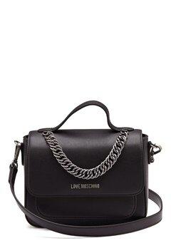 Love Moschino Easy Chain Bag Black Bubbleroom.se