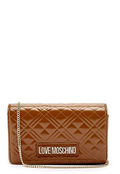 Love Moschino Evening Bag 200 Brown Bubbleroom.se