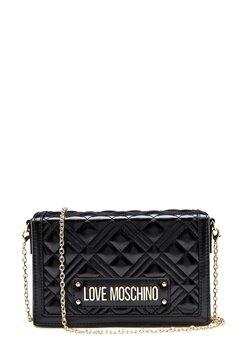 Love Moschino Evening Bag Black Bubbleroom.se
