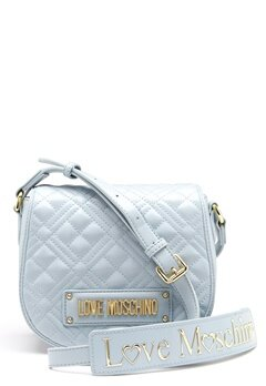Love Moschino Evening Bag Light Blue Bubbleroom.se