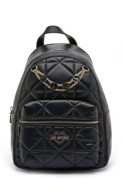 Love Moschino Jewel Strap Bag 000 Black Bubbleroom.se