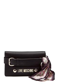 Love Moschino Lettering Love Moschino Black Bubbleroom.se