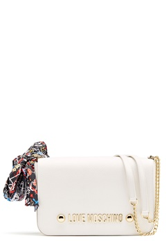 Love Moschino Love Bag White Bubbleroom.se