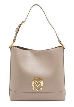 Love Moschino Love Moschino Scarf Bag 001 Grey Bubbleroom.se