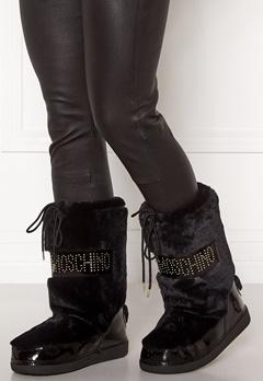 Love Moschino Moschino Ski Boot 00A Black Bubbleroom.se