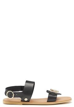 Love Moschino Sandals 000 Black Bubbleroom.fi