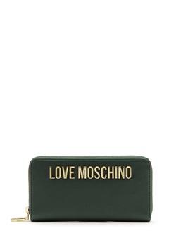 Love Moschino Wallet Green Bubbleroom.se