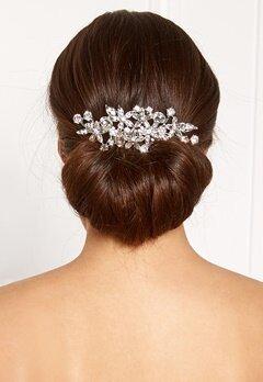 Love Rocks Sparkling hair Jewelry Silver Bubbleroom.fi