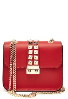 LYDC London Crossbody Bag Red Bubbleroom.se
