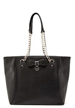 LYDC London Jet Set Bag Black Bubbleroom.fi