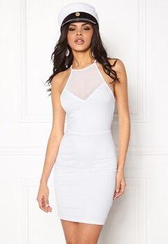 Make Way Adelythe Dress White Bubbleroom.se