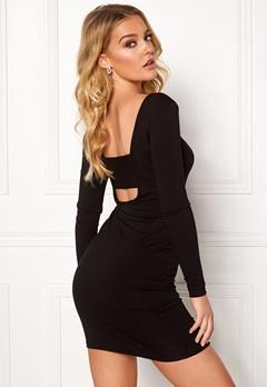 Make Way Anicolina Dress Black Bubbleroom.se
