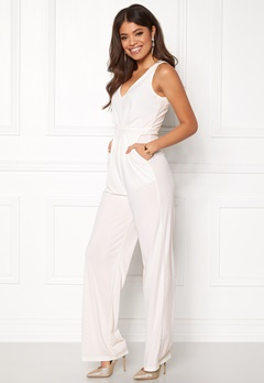 Make Way Beatrix jumpsuit White Bubbleroom.se