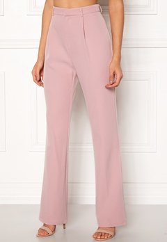 Make Way Beth trousers Dusty pink Bubbleroom.se