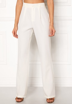 Make Way Beth trousers White Bubbleroom.se