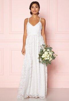 Make Way Celestine wedding gown White Bubbleroom.se