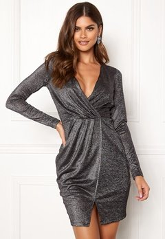 Make Way Cloette Dress Black / Silver Bubbleroom.se