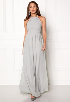 Make Way Cora Maxi Dress Light grey Bubbleroom.se