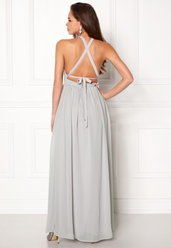Make Way Cora Maxi Dress Light grey Bubbleroom.no