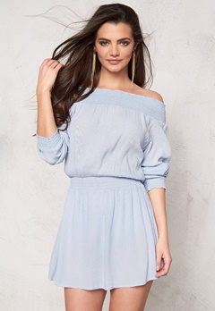 Make Way Daphne Dress Light blue Bubbleroom.eu