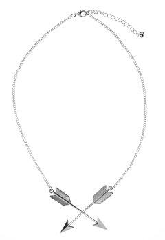 Make Way Diana Necklace Silver Bubbleroom.se