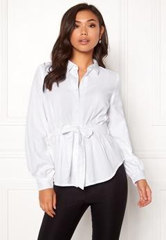 Make Way Donna blouse White Bubbleroom.se