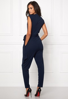 Make Way Elle Jumpsuit Midnight blue Bubbleroom.se